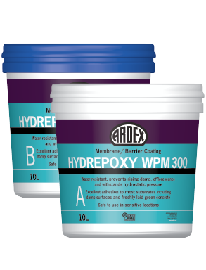 Ardex WPM 300 HydrEpoxy 20 Litre