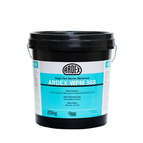 Ardex WPM 368 Single Part Barrier Membrane - 20 kg