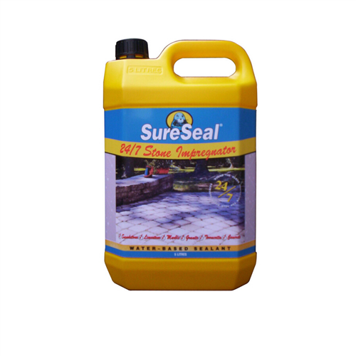 Sure Seal Water Based Stone Impregnator 24/7 5 Litre