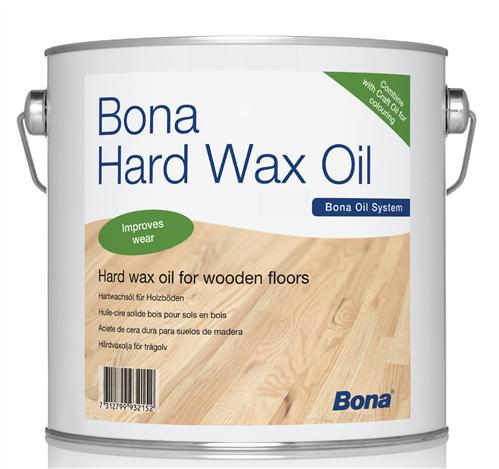 Bona Hard Wax Oil Silkmatt 2.5 Litre