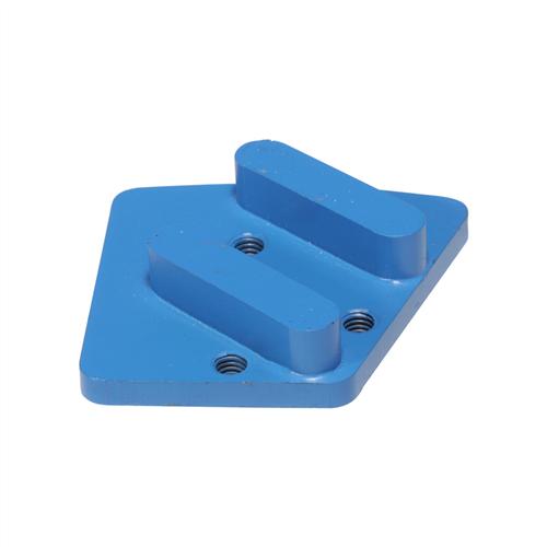 Tusk Diamond Shoe & Segment - for Flexisand Grinding Plate GLF2T - each
