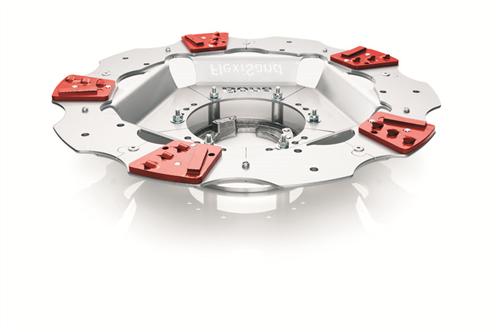 Bona PCD Holder Plate + 5 PCD Segments - Flexisand