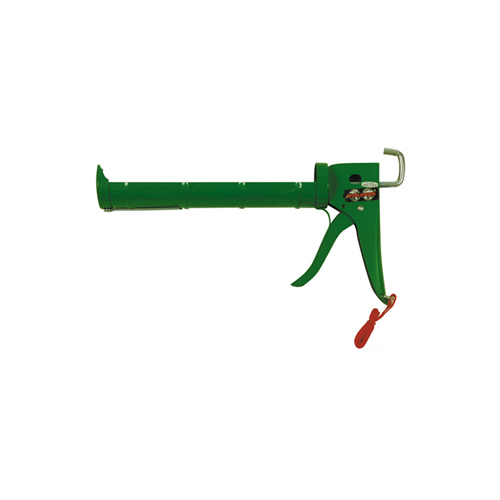 Hobeca Worldwide Green Caulking Gun