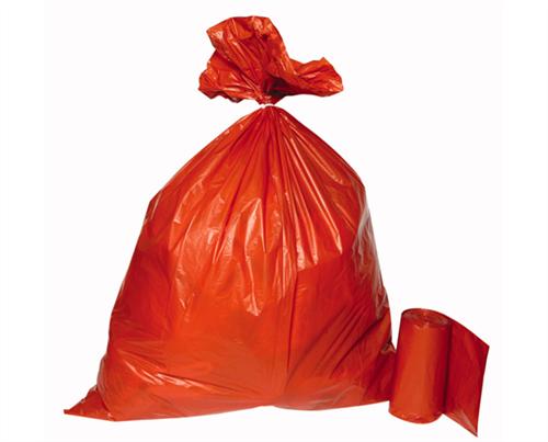 Rubbish Bags Brick 25 per roll