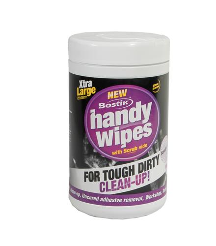 Bostik Handy Wipes - 70 per bkt