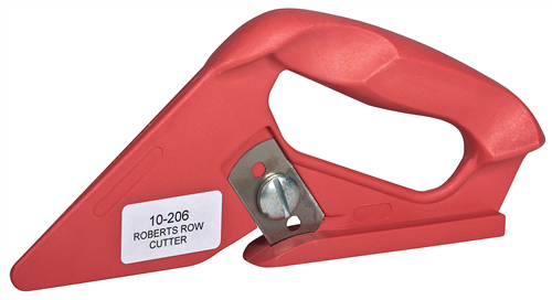 Roberts 10.206 Carpet Fitting Cutter Loop Pile