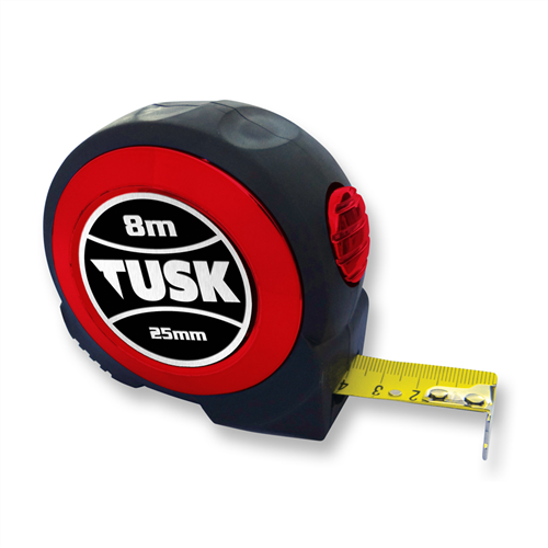 Tusk Measuring Tape 8 metre