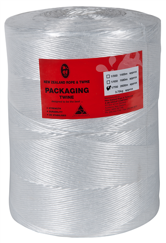 Rope and Twine 3.75 kg Packaging Twine