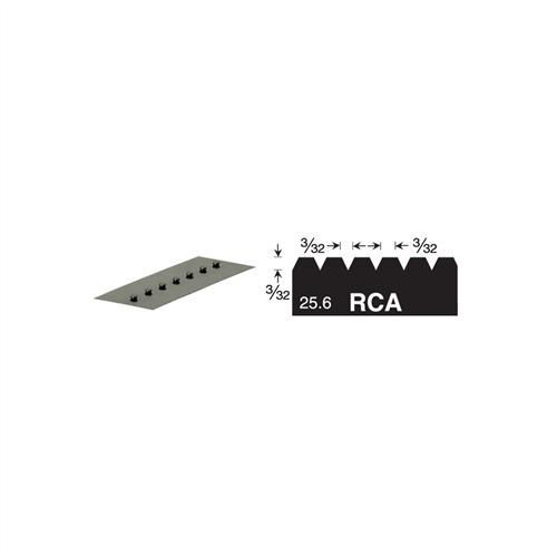V2 Versablade V Notch 680-RCA Trowel Blade