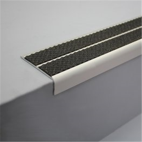 Tredsafe Stairnosing Uncovered AA222 Stairs (sold per metre)