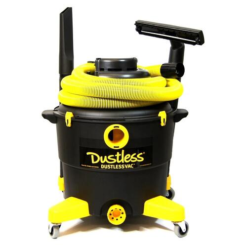 Tusk Dustless Wet & Dry Vacuum