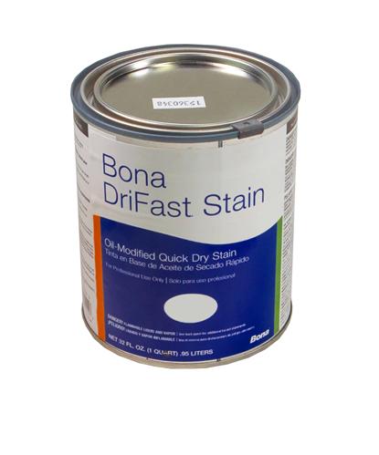 Bona Drifast Stain Ebony .95 litre