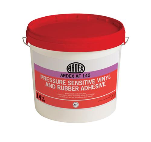 Ardex AF 145 Pressure Sensitive Vinyl Rubber Adhesive 14 kg
