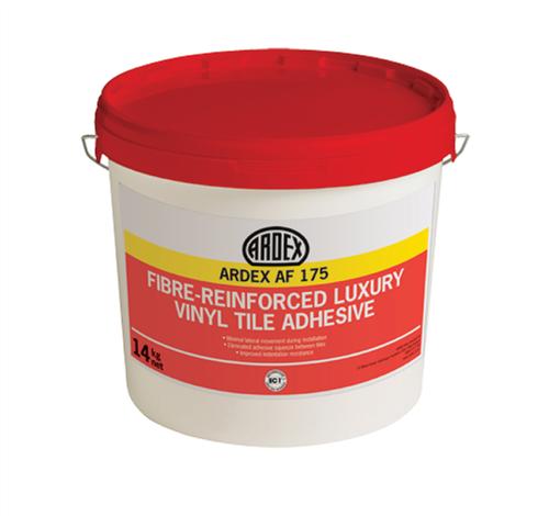 Ardex AF 175 Fibre-Reinforced Luxury Vinyl Tile Adhesive 14 kg