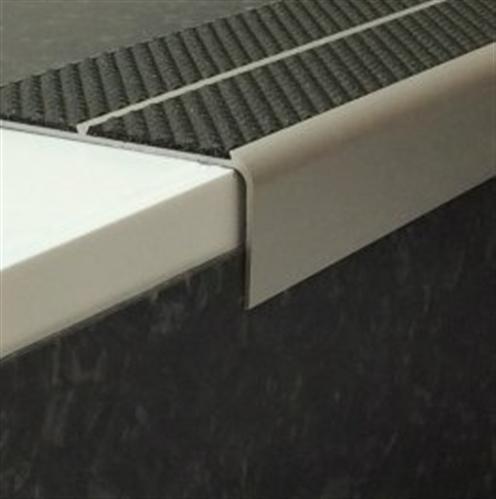Tredsafe Double Square AA215 - no insert per metre