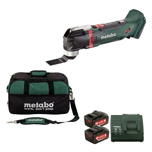 Metabo Multi Tool MT 18 LTX