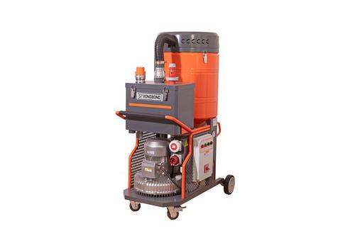 Strongbond VFG-75E Industrial Vacuum 5.5kw