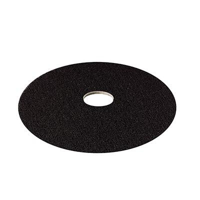 Black Stripping Pad to fit Polivac PV25