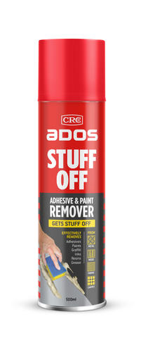 CRC Stuff Off Adhesive and Paint Remover 500ml