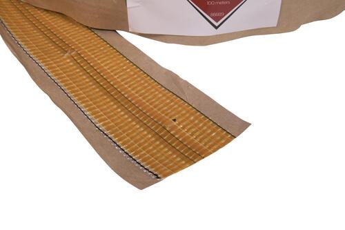 "Strongbond 3"" Amber Heat Seam Tape 100m roll"