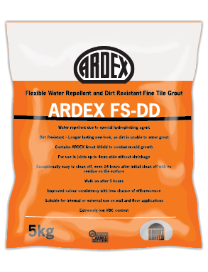 Ardex FSDD Grout Ultra White 5 kg