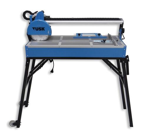 Tusk Table-top Tile Saw 600mm TTS 650