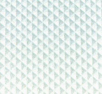 Tredsafe DiamondTred Zebron Insert Safety White 53mm - per metre