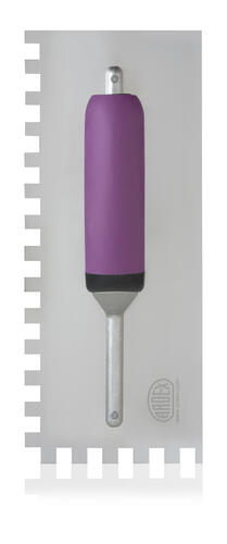 Ardex Stainless Steel Square Notch Trowel