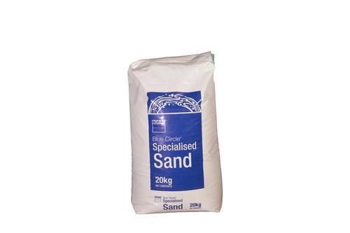 Sand FW .3mm - .6mm Grade 20kg bag