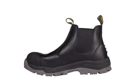 Tradiecare Black Startread Safety Boots