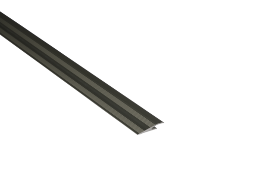 Strongbond Reducer Vinyl Plank Silver 2.5m