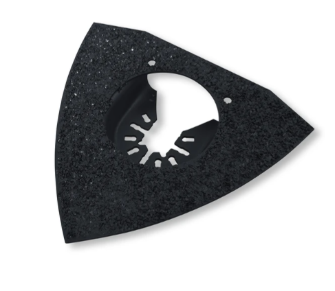 Multi Tools Blades Carbide Grit Triangle 95mm