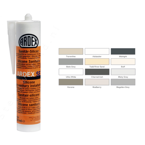 Ardex SE Coloured Silicone Travertine 310 ml