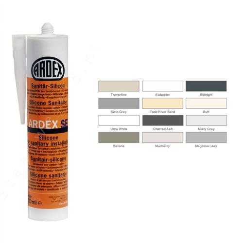 Ardex SE Coloured Silicone Alabaster 310 ml