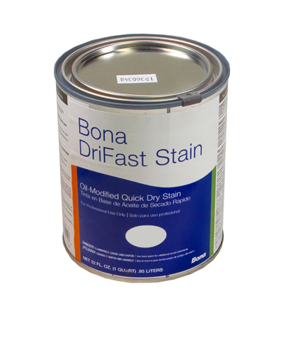 Bona DriFast Stain Natural .95 Litre