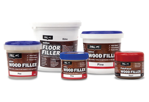 eeZee Wood Floor Filler Tawa 10 Litre