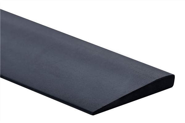 Roberts Wall Capping Tile Trim Coil Black 15 m