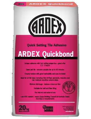 Ardex Quickbond 20kg