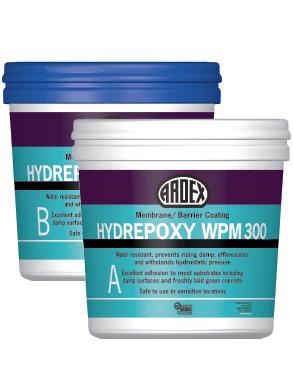 Ardex WPM 300 HydrEpoxy 4 Litre