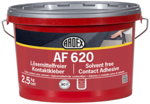 Ardex AF 620 Water-Based Contact Adhesive 2.5kg