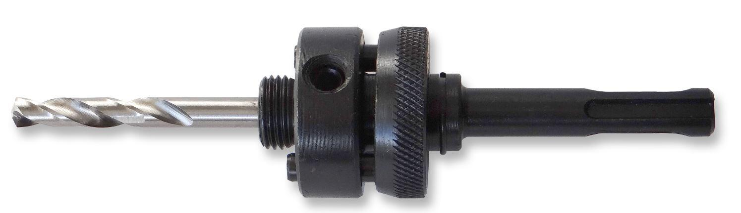Tusk BMH SDS Plus Adaptor with Pilot Drilll