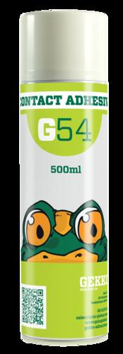 Gekko G54 500 ml Contact Adhesive