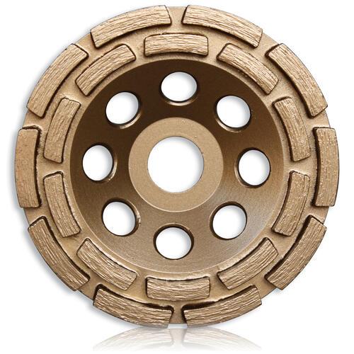 Tusk Double Row Cup GDC  Grinding Wheel