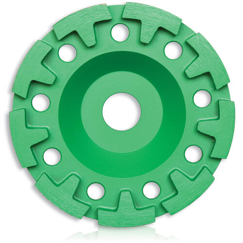 Tusk T Row Cup GTC Grinding Wheel
