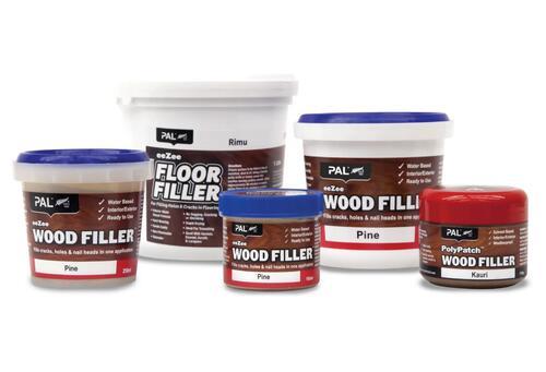 eeZee Wood Filler Black