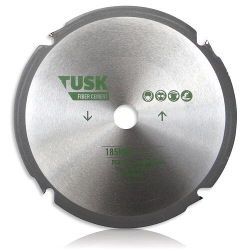 Tusk PCD Diamond Fibre Cement Blades TPFC