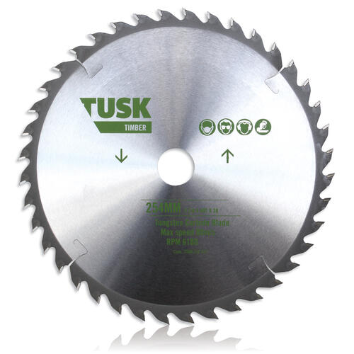 Tusk Timber Tungsten Carbide Blade TTBM254
