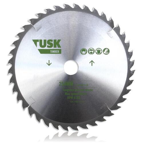 Tusk Timber Tungsten Carbide Blade TTBH