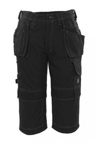 Mascot Jaca 3/4 Pants Black - Various Sizes