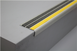 Tredsafe Stairnosing Uncovered AA347 Stairs (sold per metre)